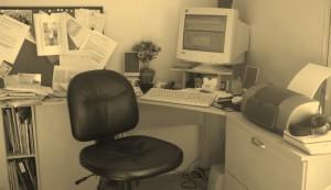 Nagyon rossz irodai berendezés
